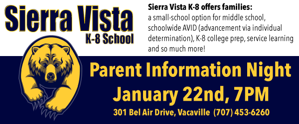 parent in fo night january 22nd 7 pm